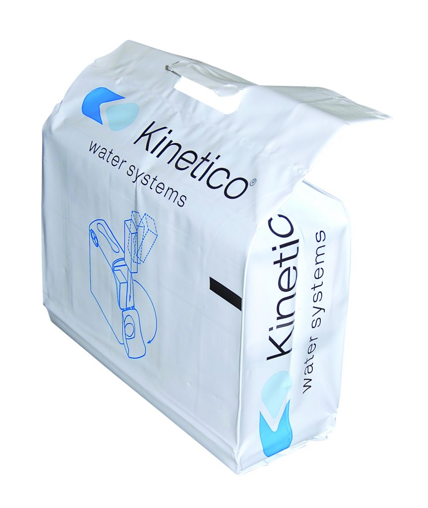 Kinetico zout