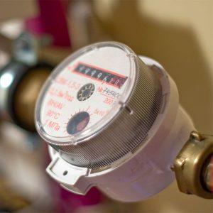 Watermeter zachtwater