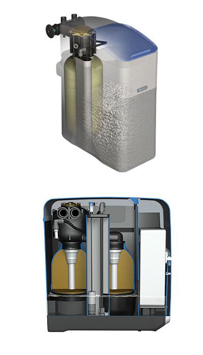 waterontharder simplex duplex