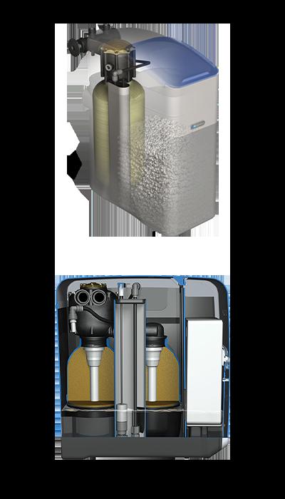 simplex en duplex waterontharders
