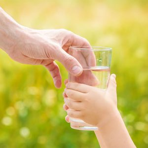zachtwater voor de familie